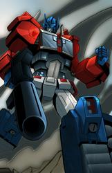 Optimus....generations by emanz
