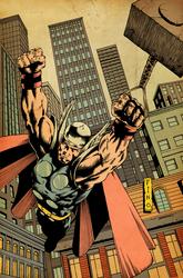 old school Thor