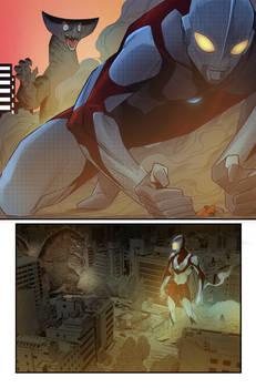 Ultraman Test page2