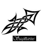 sagittarius tattoo idea. by xXPanda-BearXx