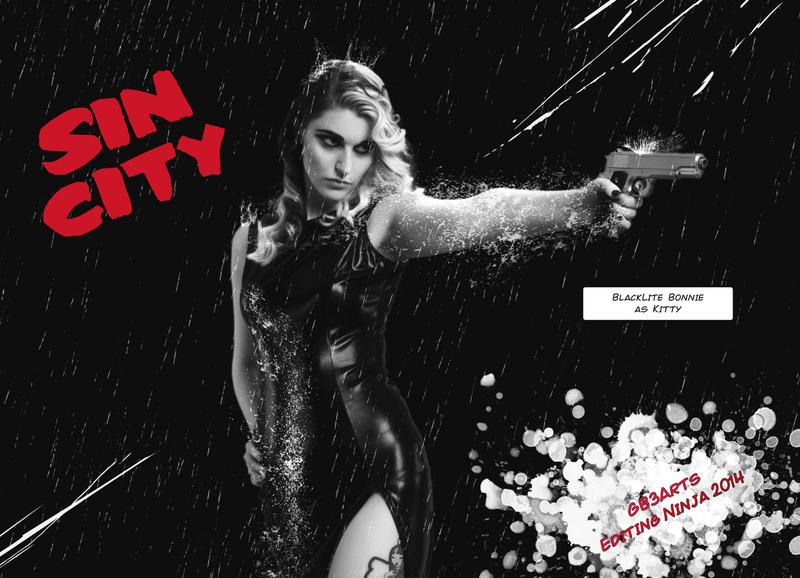 SIN CITY by editingninja
