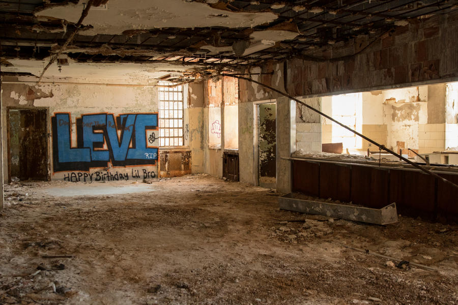 Abandoned stock 24 by editingninja