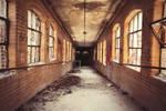 Surgical Building hallway 2