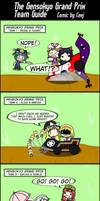 (Walfas) The Gensokyo Grand Prix Team Guide