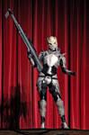 Neimaille- Custom female turian, Mass Effect