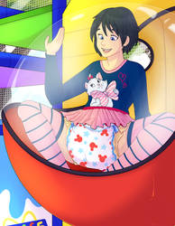 Playplace Adventures: Xion by Carnival-Tricks