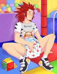 Playplace Adventures: Axel