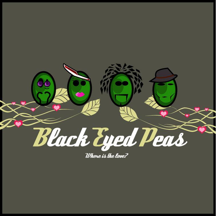 Black Eyed Peas by Parad0xIL