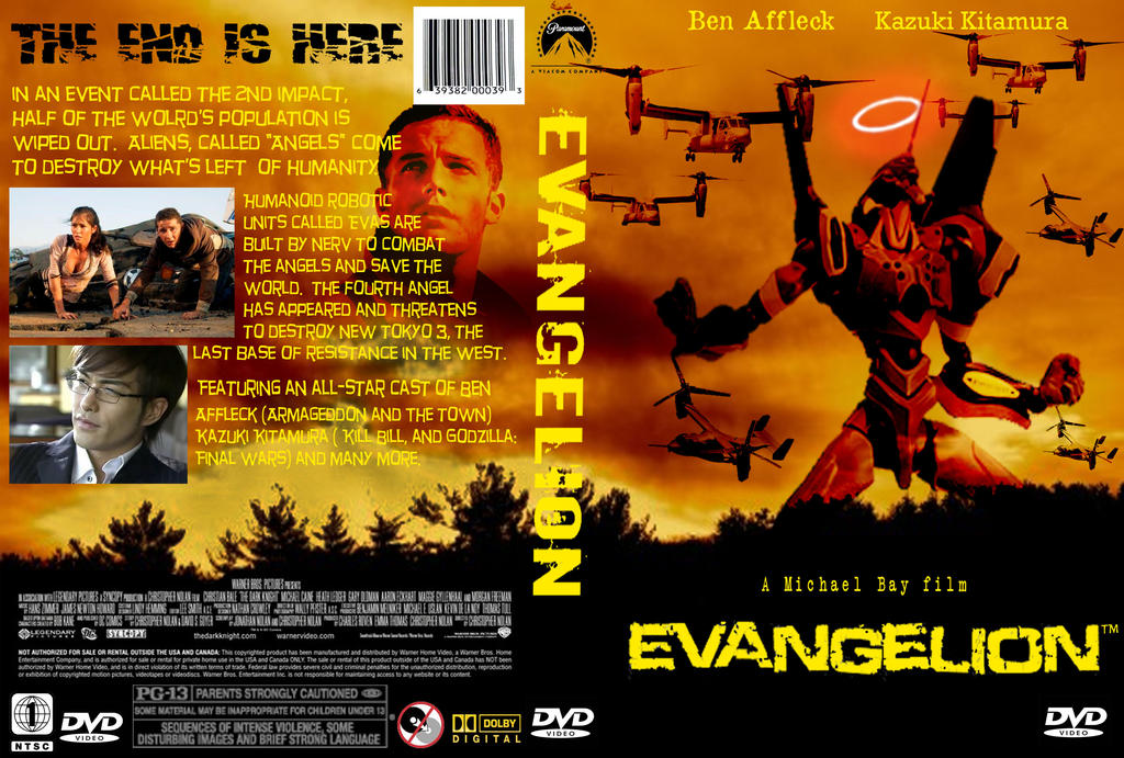 Evangelion the movie