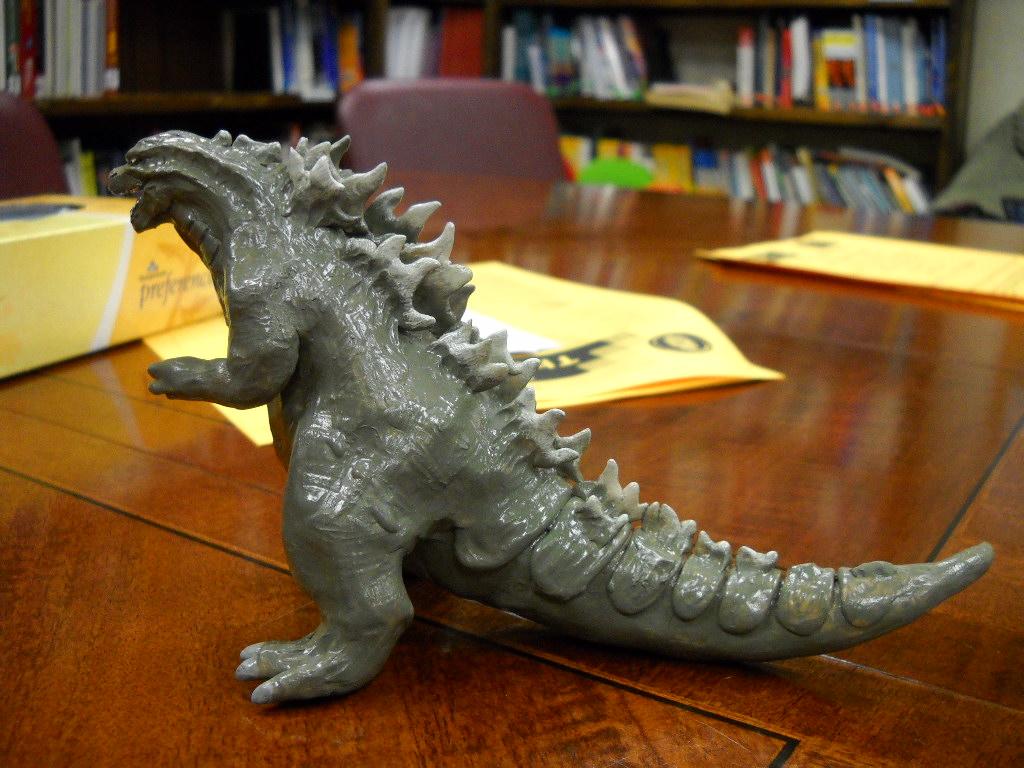 Clay Godzilla Www Picsbud Com