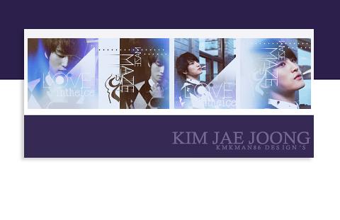 20121119:Kim Jae Joong ICON*4 by kmkman86