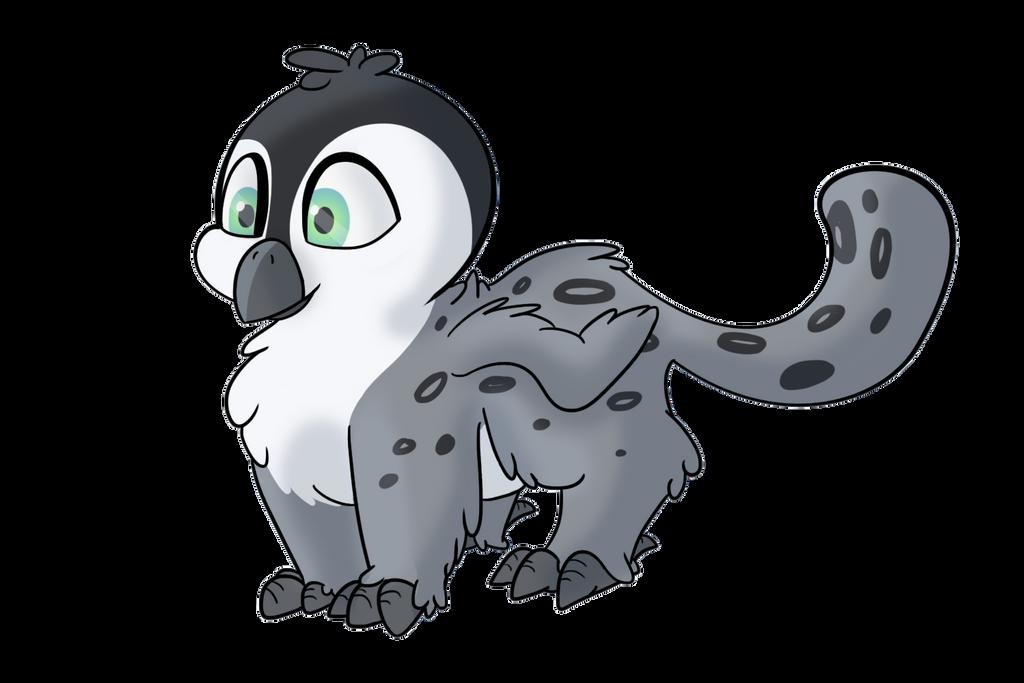 Line Drawing Penguin : Penguin griffin by uradoodlelover2 on deviantart