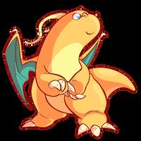 Dragonite by URAdoodlelover2