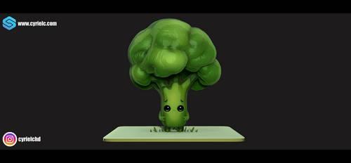 The little brocolli