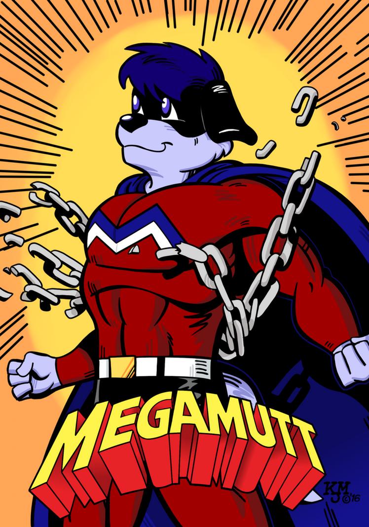 MegaMutt by Slickpuppy by Natter45