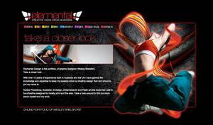 Elemental Design Website