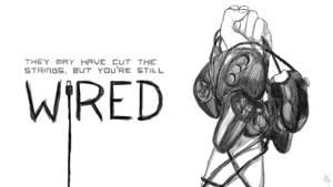 Wired (Background) by Archymedius