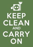 Keep Clean by Archymedius