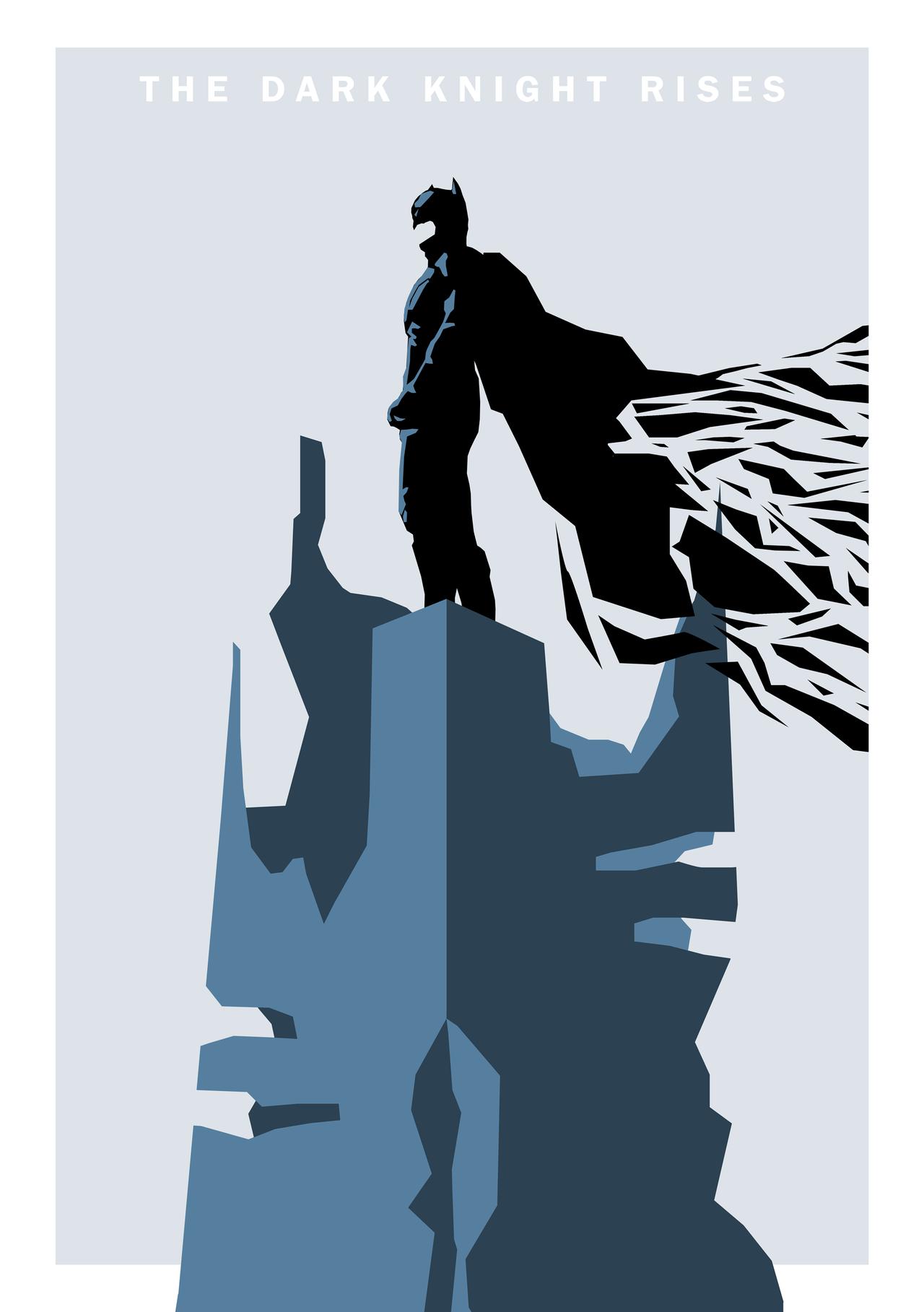 The Dark Knight Rises ...
