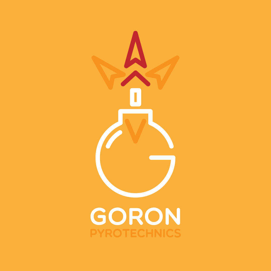 Goron Pyrotechnics by Archymedius