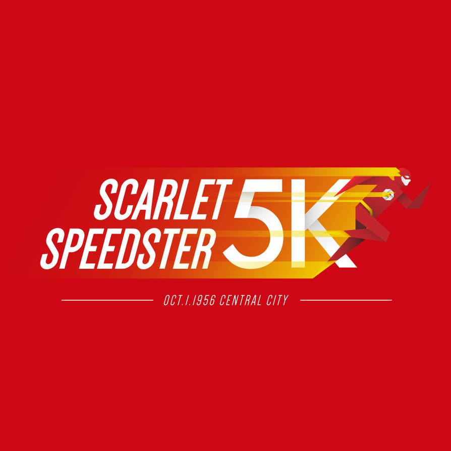 Scarlet Speedster 5K by Archymedius