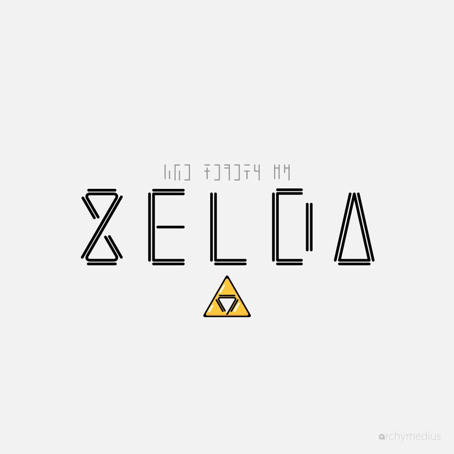 The Legend of Zelda by Archymedius