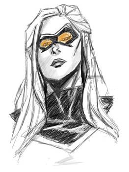 Mockingbird - iPad Sketch