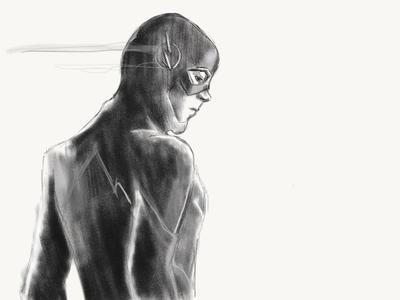The Flash  by Archymedius
