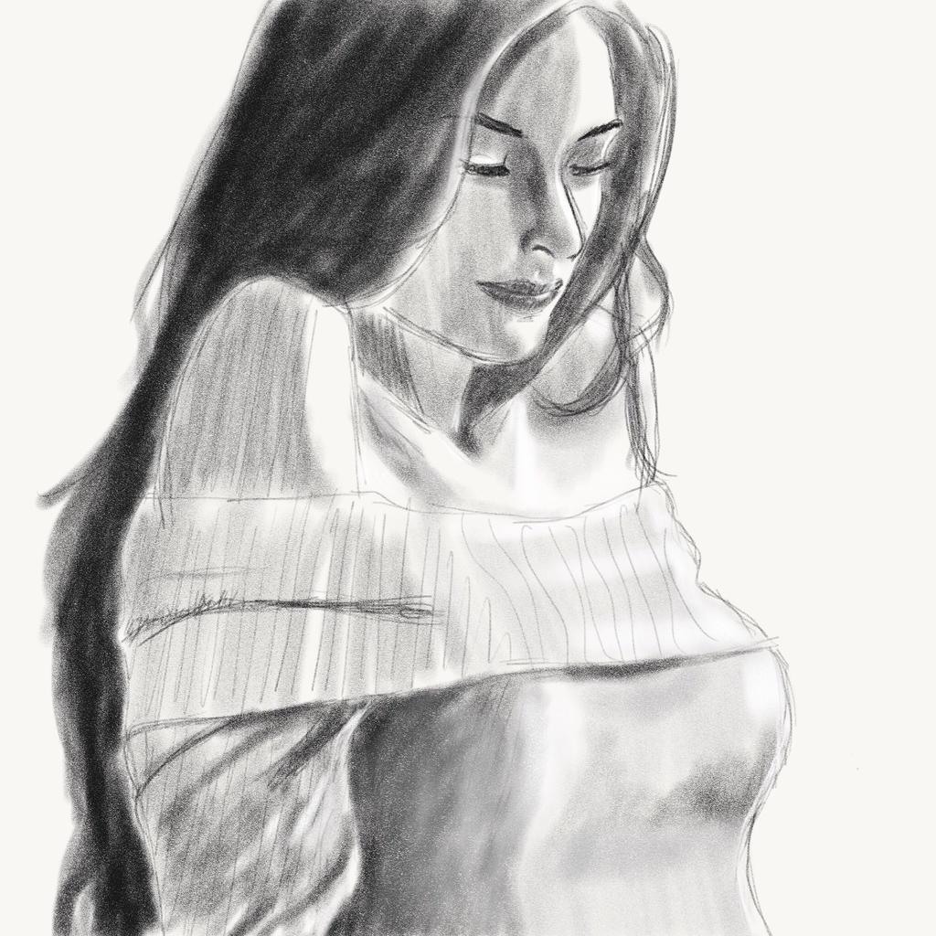 Daily Sketch - 2.22.16 by Archymedius