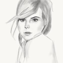 Daily Sketch - 3.5.16 by Archymedius