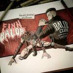 Finn Balor Commission