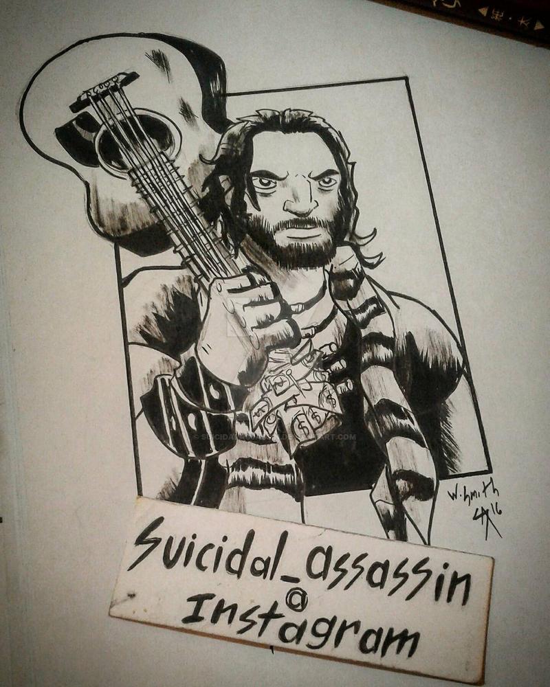 Elias Samson by suicidalassassin