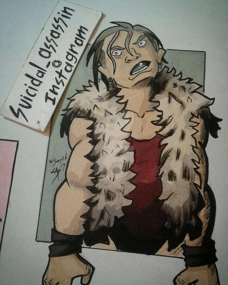 Pete Dunne by suicidalassassin