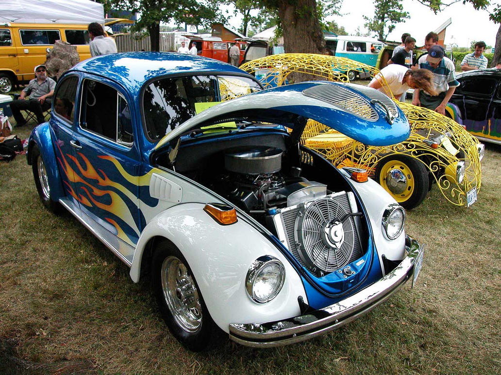 350 V8 Beetle by blackhearted