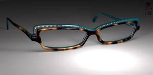 Eyeglasses by blackhearted