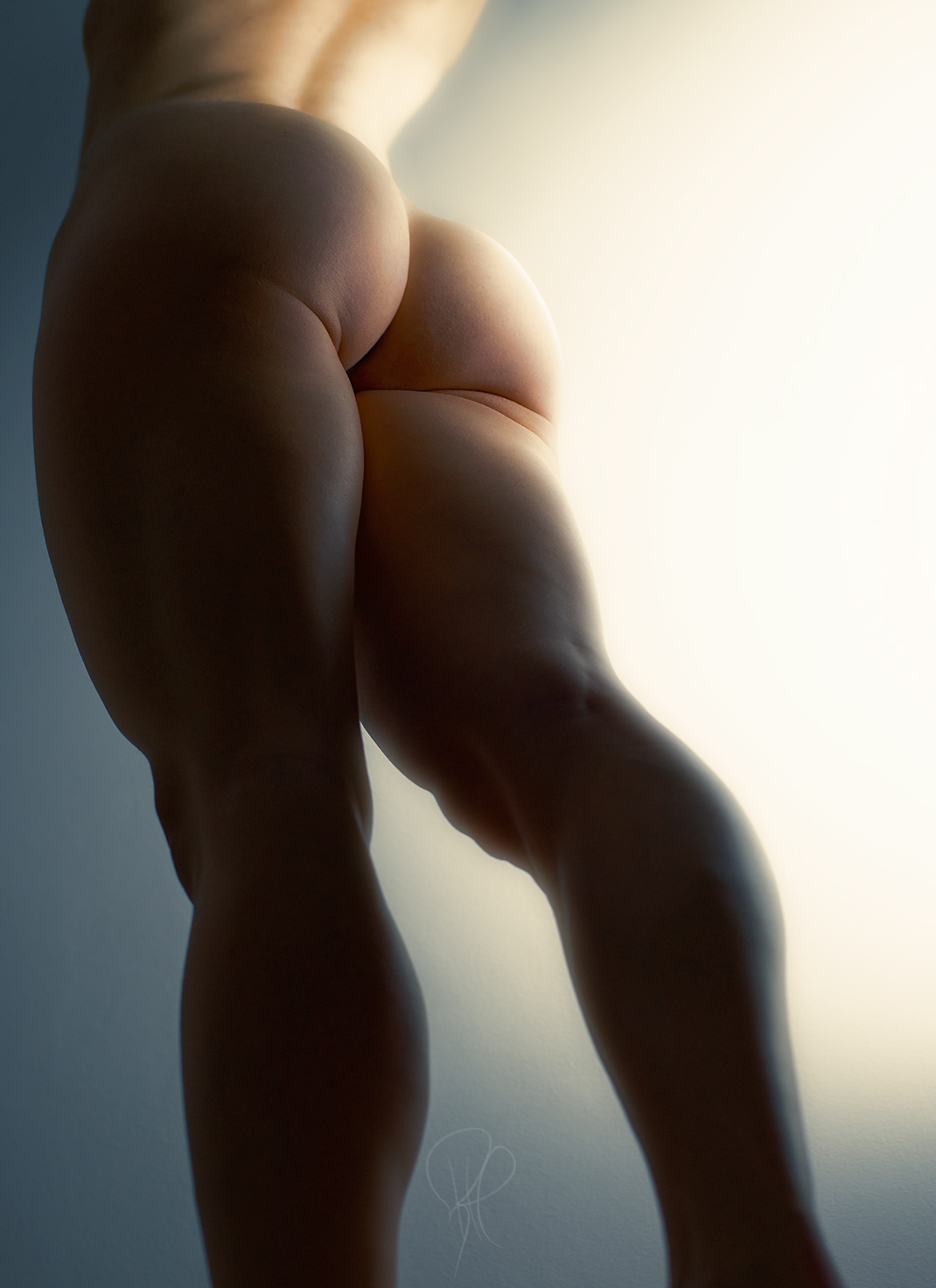 Thigh gap nude video-9368
