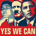 My avatar: Yes We Can by hndemcodon