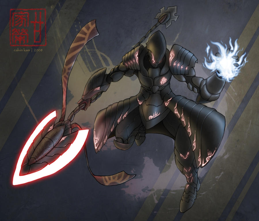 The Dark Lord, Rithias by darthrith