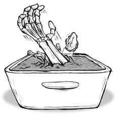 Zombie Sweet Potato Whip