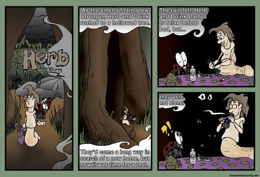 Herb the Worm page 10