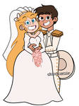 Starco Wedding by Leneeh
