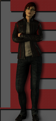 Femshep N7 Leather jacket by neehs
