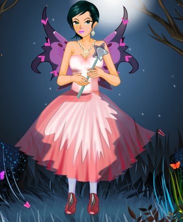 fairy princess me dreams by Magicponixtutu