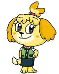 Isabelle of Animal Crossing