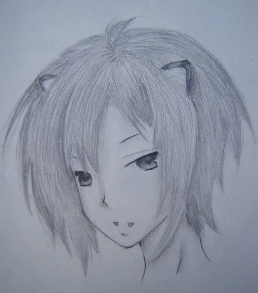 Anime_Boy_with_weasel_ears by XxRakichixX