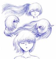 novel sketch by XxRakichixX