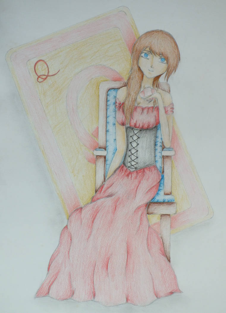 Queen of Cards by XxRakichixX