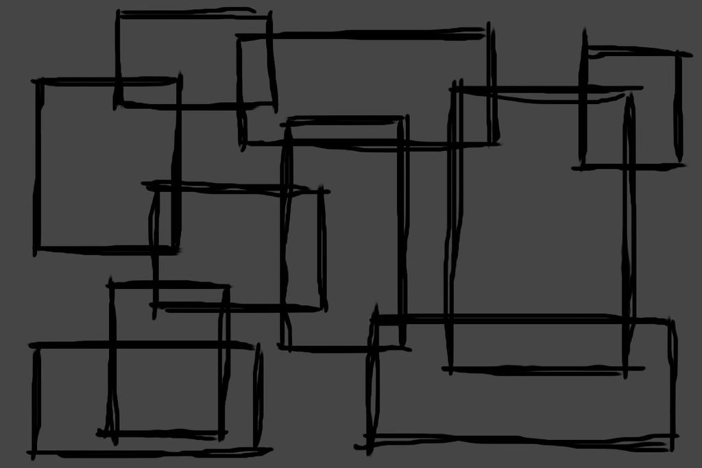 Abstract Rectangle Wallpaper by CHydos on DeviantArt