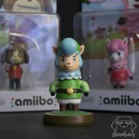 Animal Crossing Cyrus - Legend of Zelda version by Sbarabaus