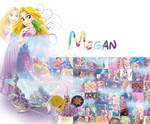 Disney Princess Doorsigns: Rapunzel